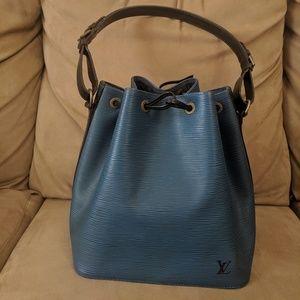 Louis Vuitton Epi Noe bag